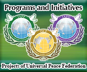See our Programs and Initiatives page to learn about IAPP, IAPD, ISCP, Peace Road, Sunhak Peace Prize, and other UPF Initiatives