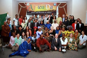 Africa Day Celebration with Ambassadors in Washington DC