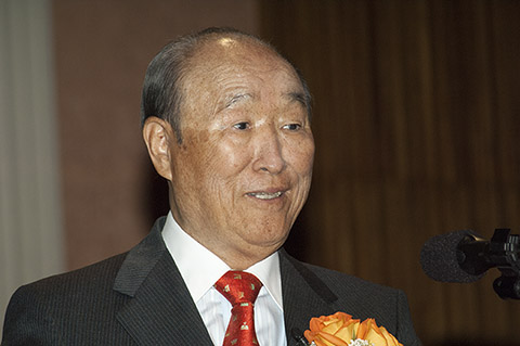 Rev. Dr. Sun Myung Moon,  Founder, Universal Peace Federation