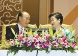 Rev, and Mrs. Sun Myung Moon, Founders, Universal Peace Federation