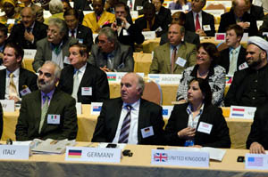 Delegates from 194 nations in attendance