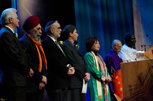 Interfaith Prayers for Peace
