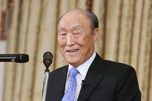 UPF Founder Rev. Dr. Sun Myung Moon