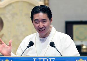 Председатель UPF Мун Хёнг Джин