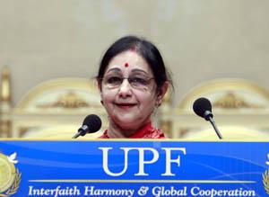 Гита Раджан, Индия