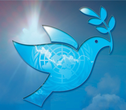 International Day of Peace Logo File .bmp